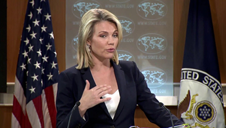 موضعگیری وزارت خارجه آمریکا علیه فیلتر کردن پیام رسان تلگرام