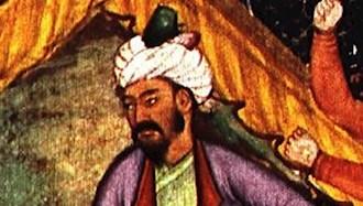 جلالالدین میرانشاه پسر تیمورلنگ