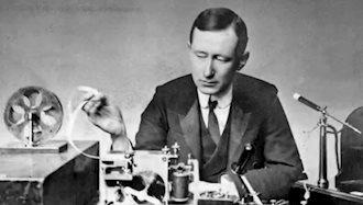 مارکونی گولیئلمو مخترع  رادیو