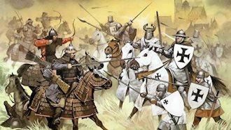 مغولها، لهستان را تسخیر و غارت کردند