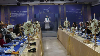 سخنرانی مریم رجوی در جلسه ماه مبارک رمضان