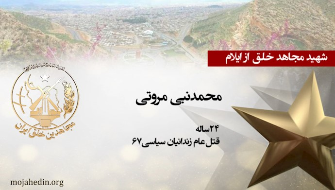 مجاهد شهید محمدنبی مروتی