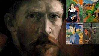 پل گوگن نقاش مترقی فرانسوی