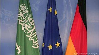 توقف سفارشات عربستان سعودی به شرکتهای آلمانی