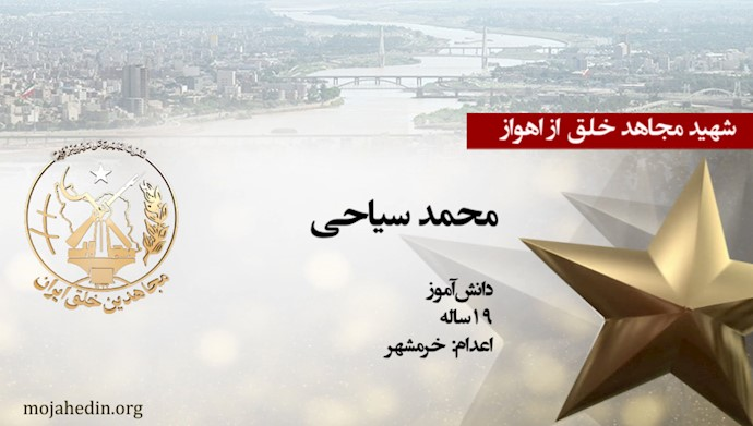 مجاهد شهید محمد سیاحی