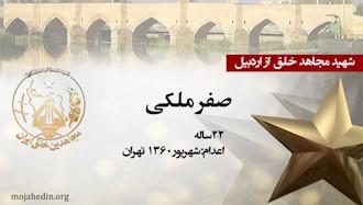 مجاهد شهید صفر ملکی