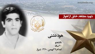 مجاهد شهید هود دشتی