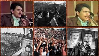 سخنرانی تاریخی مسعود رجوی در امجدیه تهران