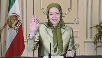 مریم رجوی - پیام به کنوانسیون ایرانیان در آمریکا
