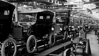 نخستین شرکت اتومبیل سازی در شهر دیترویت آمریکا