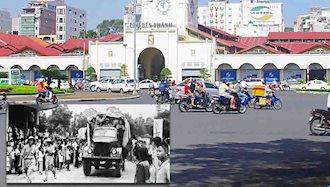 سایگون فتح شد و انقلاب ویتنام به پیروزی رسید