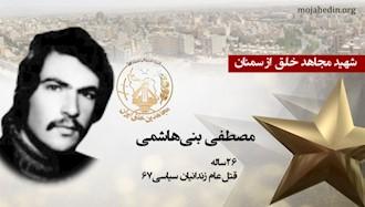 مجاهد شهید مصطفی بنیهاشمی