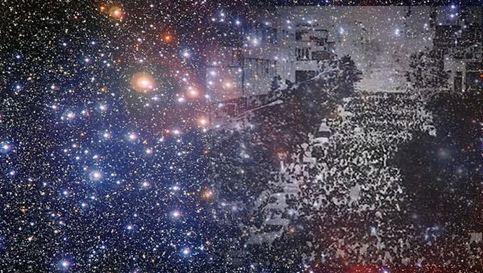 یک کهکشان ستاره