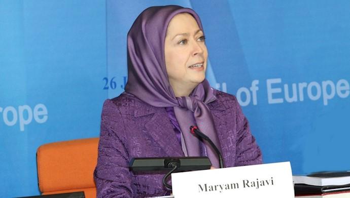 کارزار بینالمللی از سوی مریم رجوی برای خروج نام مجاهدین از لیست تروریستی