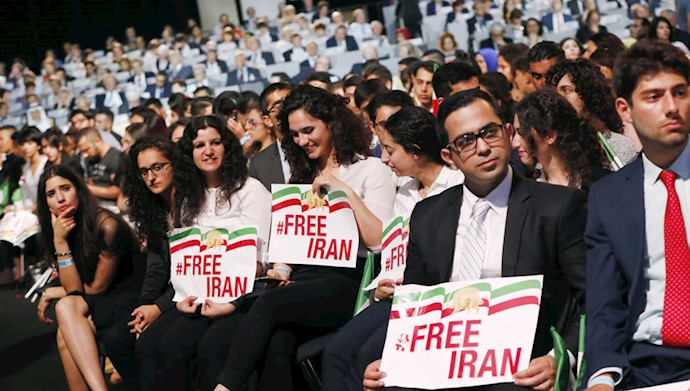 گردهمایی بزرگ مقاومت ایران