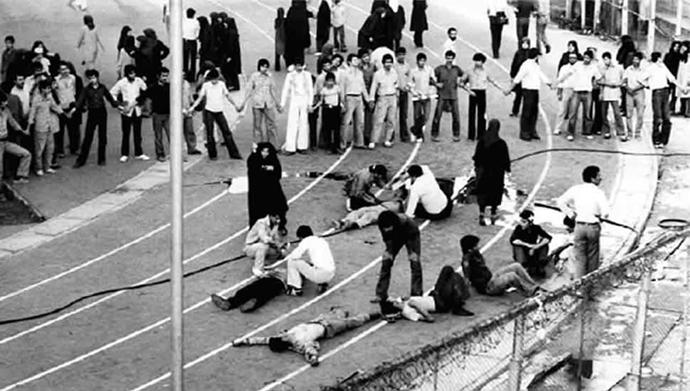 ضربوشتم و کشتار مجاهدین در ۳۰ خرداد ۶۰