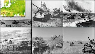 بزرگترین نبرد تانکها در جنگ جهانی دوم