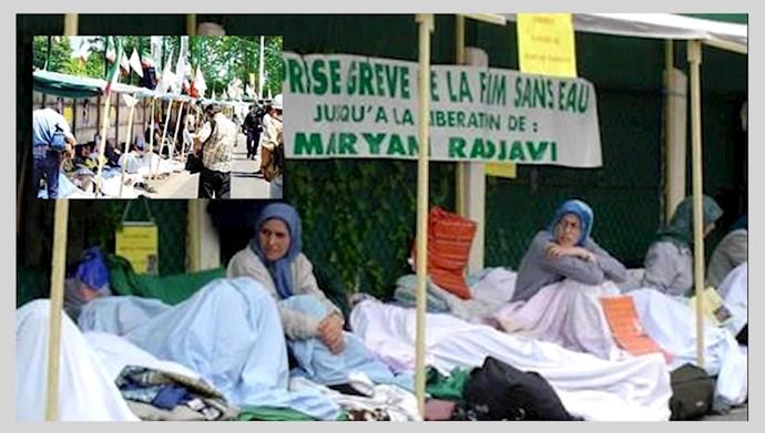 اعتصاب در اعتراض به دستگیری