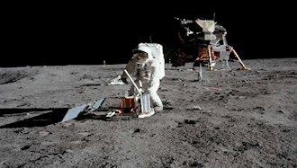 نخستین سفر انسان به کره ماه