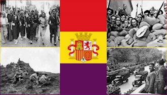آغاز جنگ داخلی اسپانیا