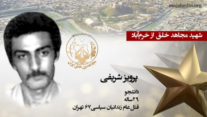 مجاهد شهید پرویز شریفی