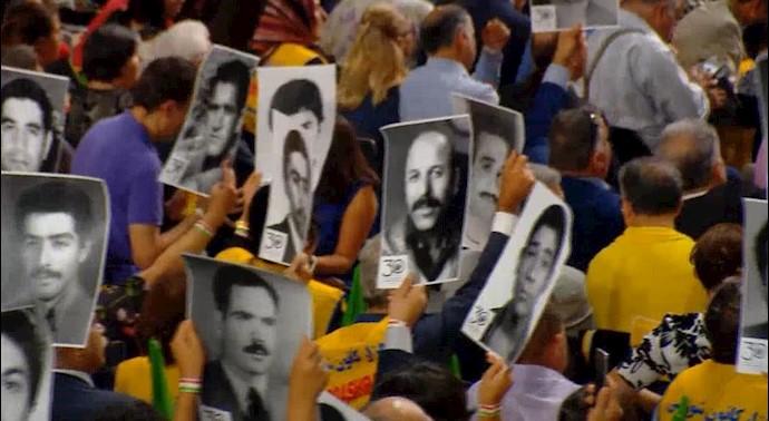 تصاویری از همایش بزرگ مقاومت ایران در پاریس ۹تیر۹۷
