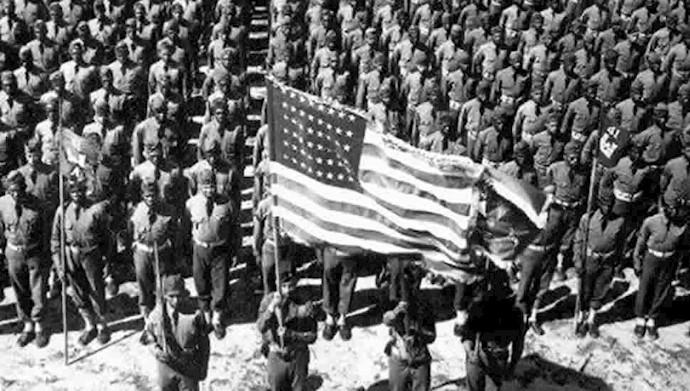 ورود آمریکا به جنگ جهانی اول
