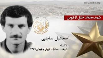 مجاهد شهید اسماعیل سلیمی