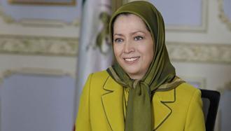 مریم رجوی، رئیس جمهور برگزیده مقاومت ایران