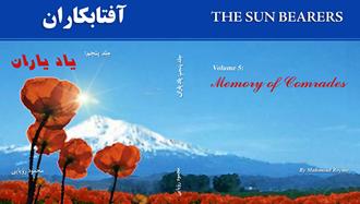 جلد پنجم آفتابکاران ـ یاد یاران | محمود رویایی