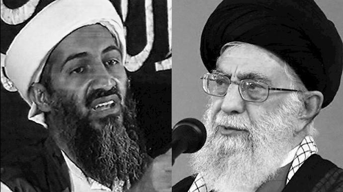 همکاری رژیم ایران و القاعده