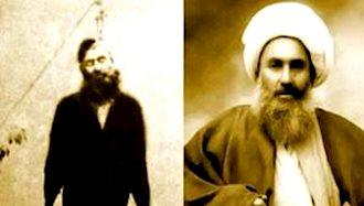 اعدام شیخ فضلالله نوری