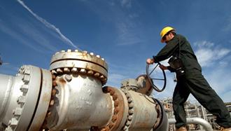 کاهش صادرات نفت ایران