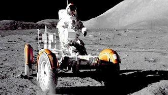 اتومبیلرانی روی کره ماه