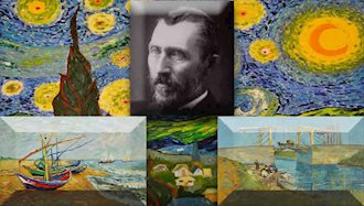 وان گوگ، نقاش و هنرمند بزرگ