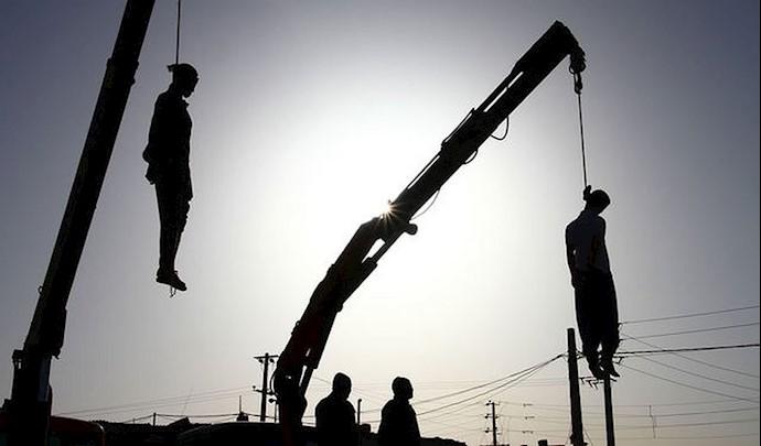 برنامه ۱۰مادهای ـ جرثقالهای دار در ایران آخوندزده