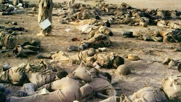 کشتههای جنگ ضدمیهنی