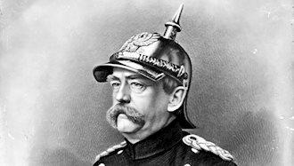 بیسمارک صدراعظم مقتدر آلمان در قرن نوزدهم