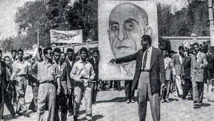 میدان بهارستان اولین سالگرد قیام ۳۰تیر