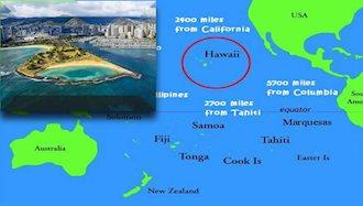 هاوایی ضمیمه ایالات متحده آمریکا شد