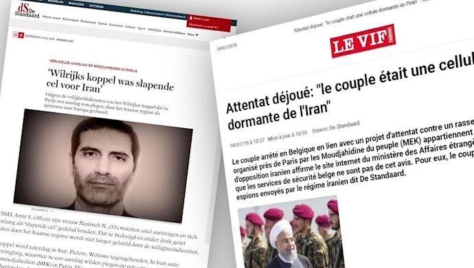 اسدالله اسدی، دیپلمات-تروریست دستگیرشده آخوندها در آلمان