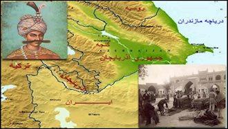 شهر «گنجه» از عثمانی بازپس گرفته شد