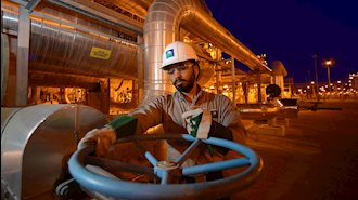 کاهش تولید نفت خام رژیم ایران