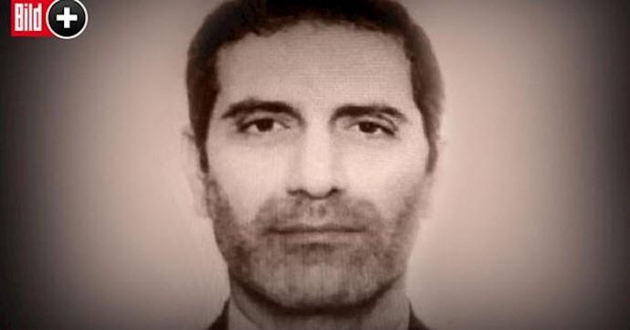 اسدالله اسدی دیپلومات تروریست رژیم آخوندی