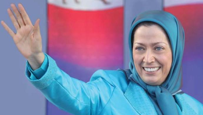 گردهمایی بزرگ مقاومت ایران در تاورنی