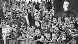 نازیها قانون تصفیه نژاد آلمانی را وضع کردند
