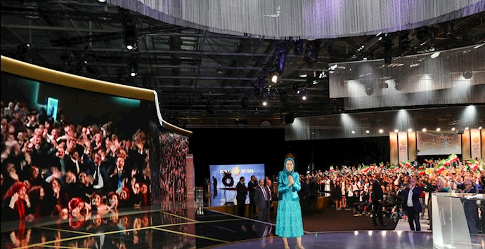 گردهمایی بزرگ ایرانیان ۱۳۹۶