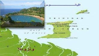 کشف جزیره ترینیداد