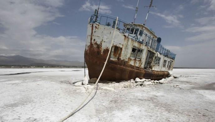 برنامه ۱۰مادهای ـ مرگ تراژدیک دریاچه ارومیه