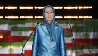 مریم رجوی - جبهه همبستگی ملی